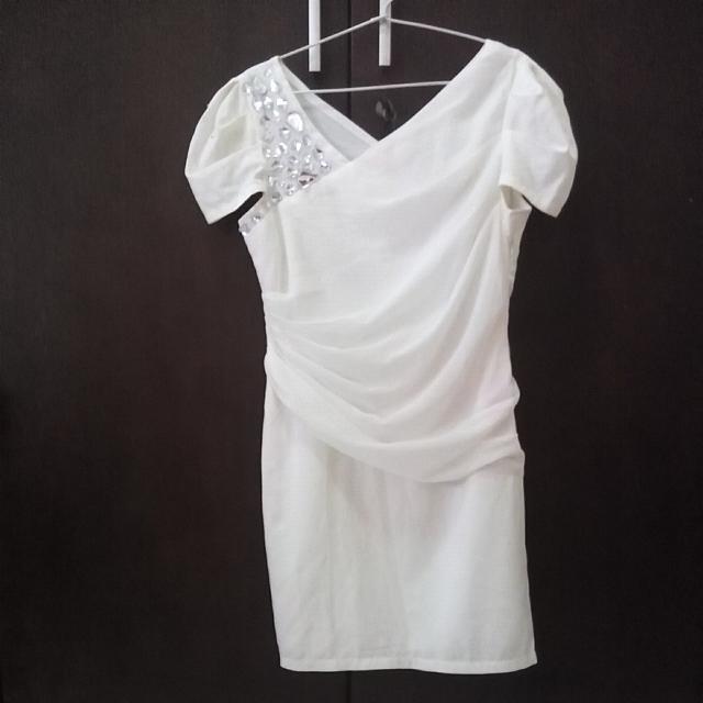 Preloved - White Dress