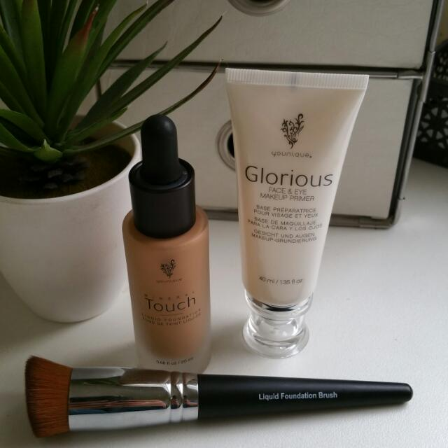 Price REDUCED! Younique Mineral Touch Foundation Bundle