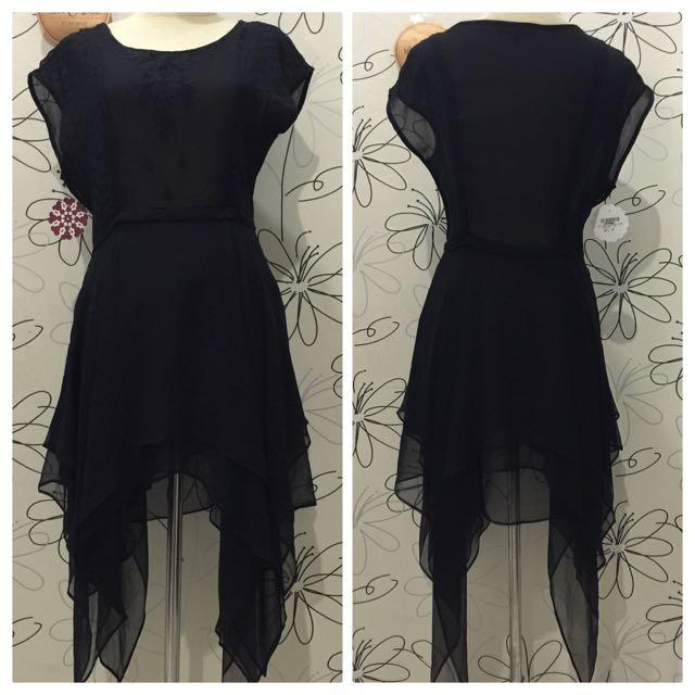 Reprice!!! Black Dress
