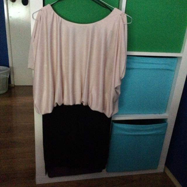 Sexy Low Back Dress!