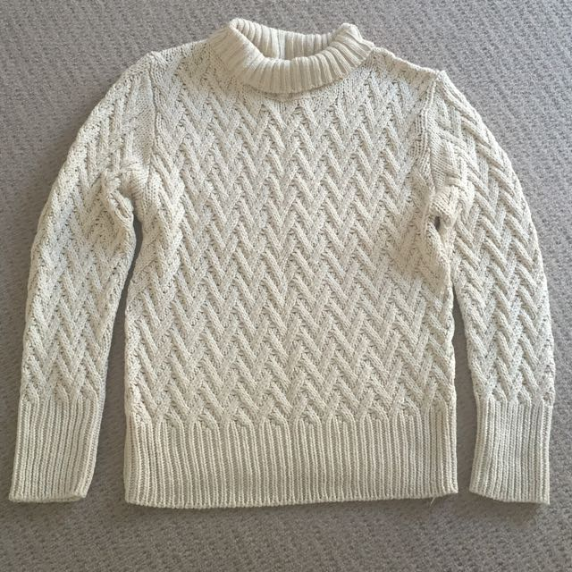 Size S Knit Jumper By Luvalot