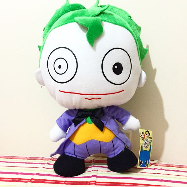 The Joker Plush 29cm Toy