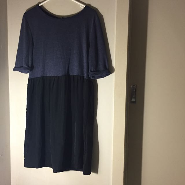 Topshop Babydoll loose-fitting dress