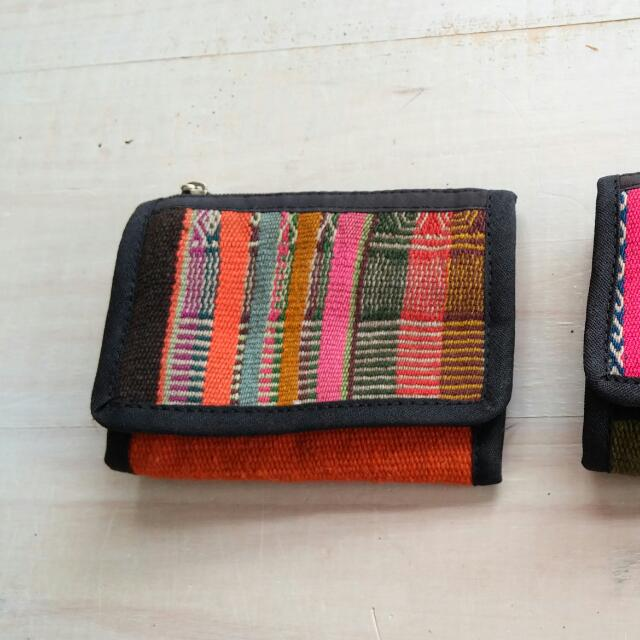 Travel Wallets From South America