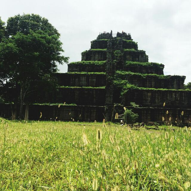 TRIP TO KOH KER AND BENGMELEA DAILY TOUR