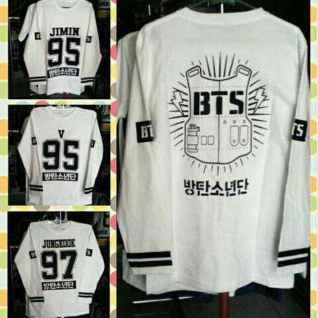 T-Shirt BTS Birth Member