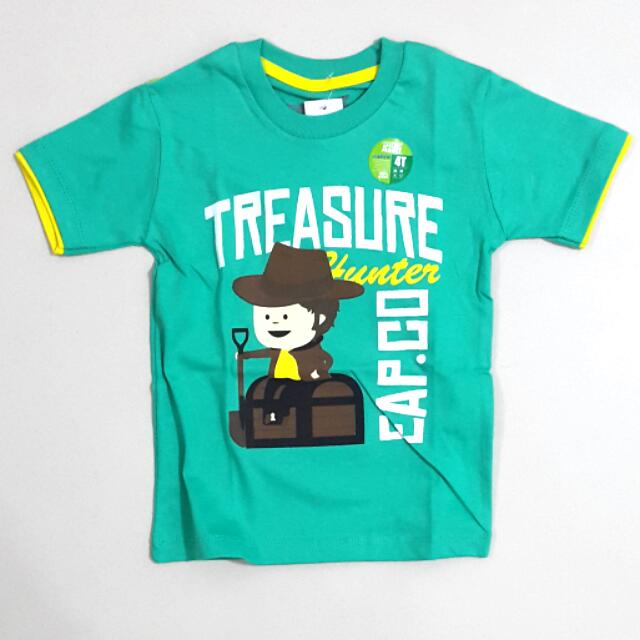 Tshirt Kids Branded 4T