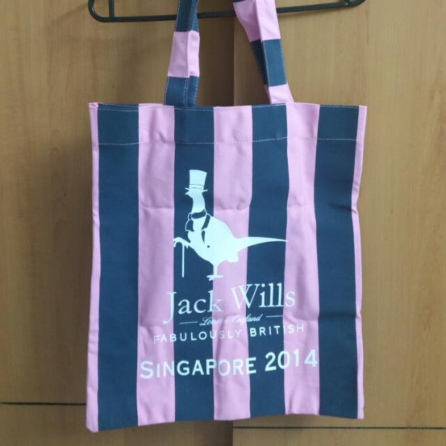 Unused Jack Wills Tote Bag