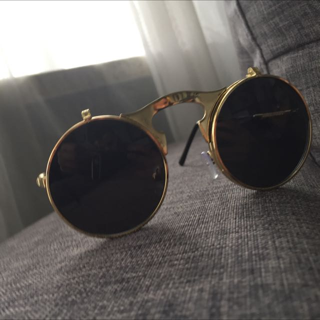 Vintage Urban Sleek Sunglasses