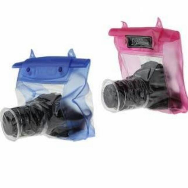 Waterproof pouch DSLR