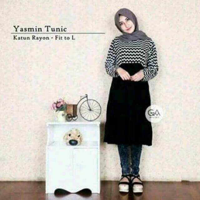 Yasmin Tunic