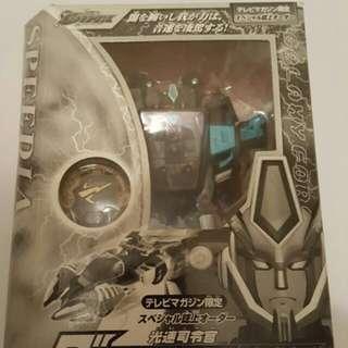 光速司令官×2 銀河 Galaxy Force 火線總司令 Transformer 變形金剛