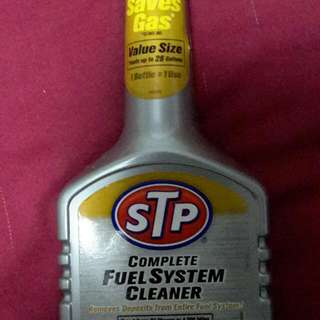 STP Complete FUEL CLeaner