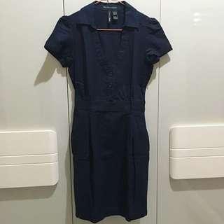 MANGO Dress (Casual Linen Collection)