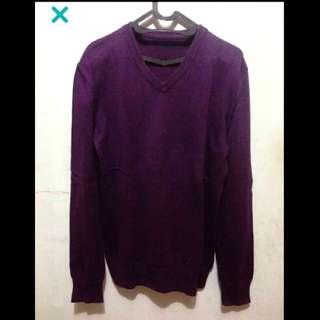 SALE - Purple Sweater