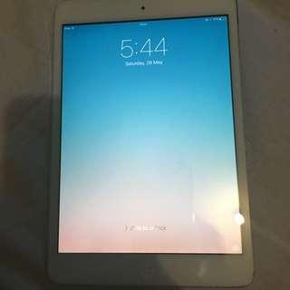 iPad Mini 32gb Silver Wifi