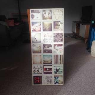 Typo Retro Canvas Print
