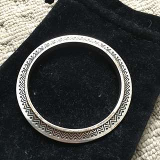 House Of Harlow Sliver Bangle