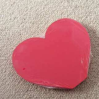 Typo Love Heart Decoration