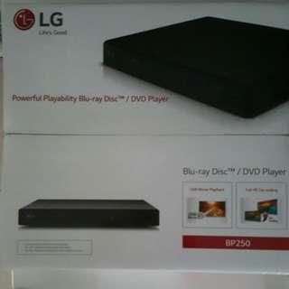 LG Blu-ray Disc / DVD Player