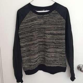 Sportsgirl Long Sleeve Top/Sweater