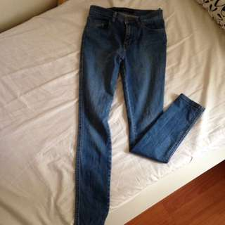 Silent Theory High Waisted Jeans