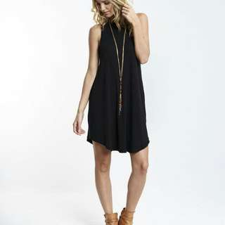 All About Eve Tully Dress Black