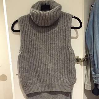 COUNTRY ROAD Roll Neck Jumper Knit - Size XXS