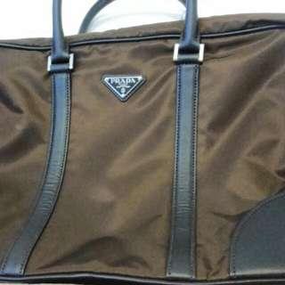 Prada Briefcase Type Bag As New