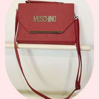 MOSCHINO Side Bag With Straps