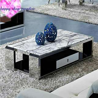 Modern Style Marble Coffee Table