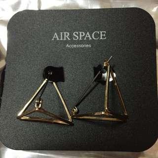 Air Space 🌸造型耳環☺️❤️成熟 個性✨