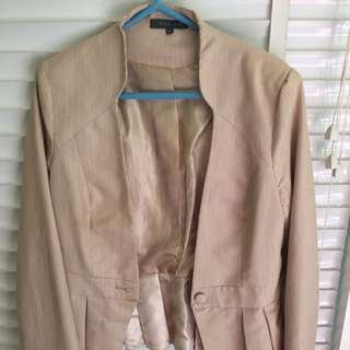 Shiek Jacket Size 10