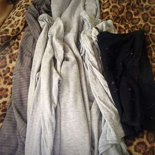 black/grey bundle