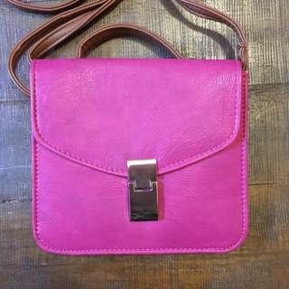 Gorgeous Pink XBody Bag