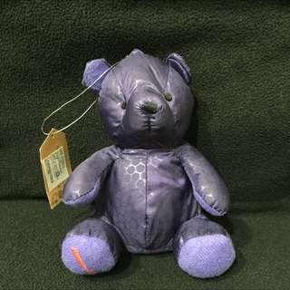 紫色小熊環保購物袋