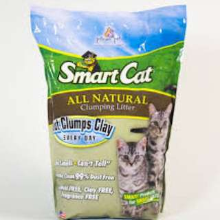 Smartcat All Natural Clumping Litter 20lbs - Out Of Stock