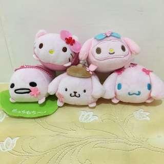 Tsum Tsum 凱蒂貓 櫻花系列