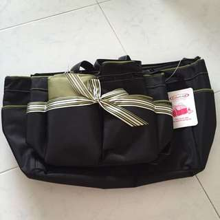 BN Spacious and Handy Baby Diaper Bags