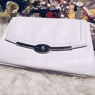 💰 FOREVER NEW White Purse