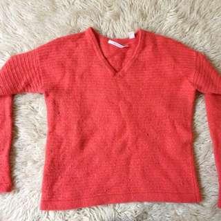 Trennery Woollen Jumper Size 6