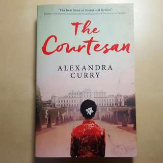 🚚 The Courtesan - Alexandra Curry
