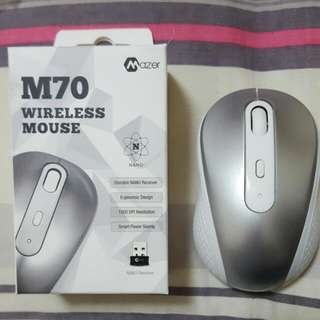 Mazer M70 Wireless Bluetooth mouse