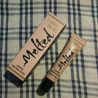 Melted Lipstick