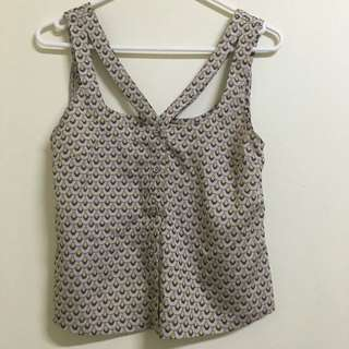 All About Eve Singlet Blouse
