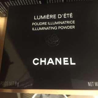 Chanel Limited Edition Summer Bronzer