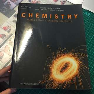 Chemistry, Human Activity And Chemical Reactivity