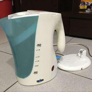 聲寶電熱水壺