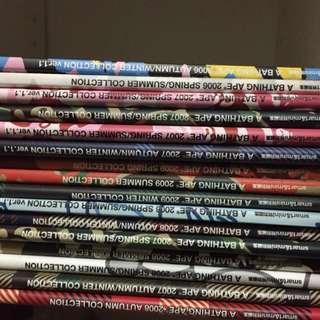 Bape Magazines