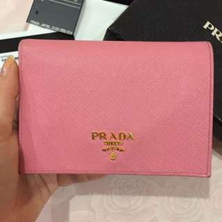 Prada Compact Wallet